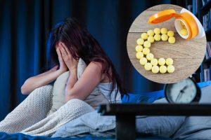 uống vitamin C gây mất ngủ