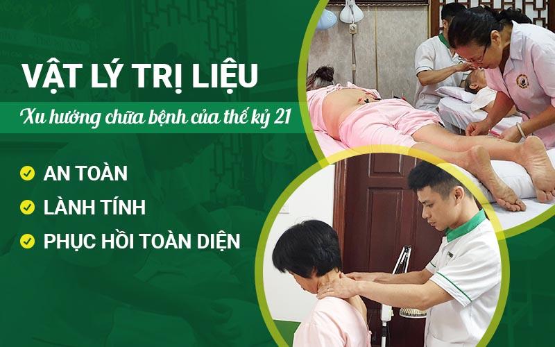 Bác sĩ Doãn Hồng Phương lựa chọn gắn bó với Vật lý trị liệu YHCT ngay từ những ngày còn trẻ