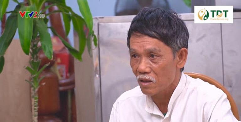 Chú Nguyễn Bá Thành chia sẻ hiệu quả Sơ can Bình vị tán