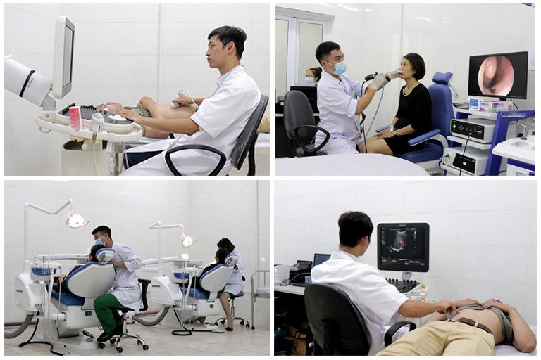 Bệnh viện đa khoa Quân dân 102 - An tâm vì có hệ thống cơ sở vật chát tốt nhất