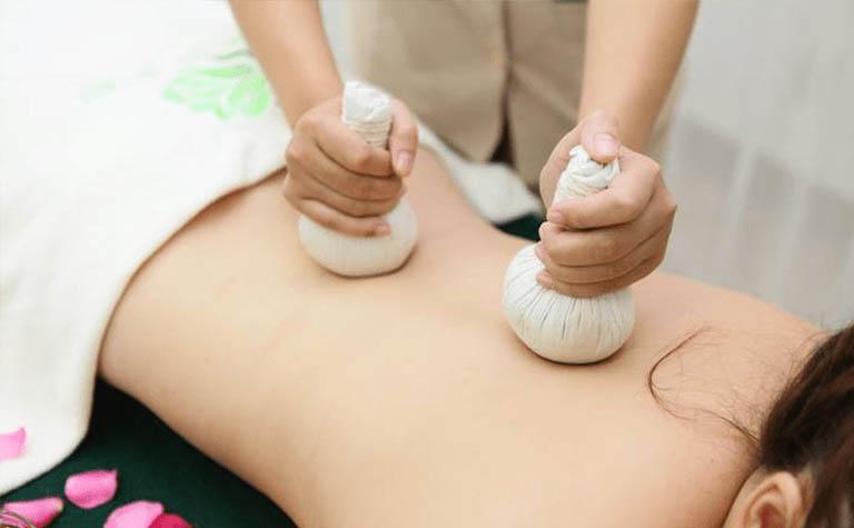 cách chữa đau cơ lưng