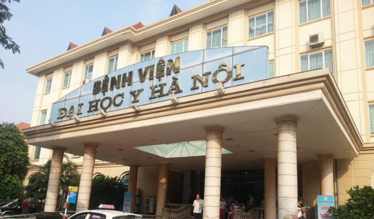 Địa chỉ khám đau lưng tốt tại Hà Nội