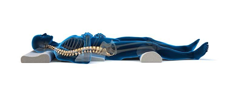 tư thế ngủ tốt cho người ngủ dậy bị đau lưng