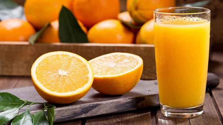 Rối loạn tiêu hóa có nên uống nước cam