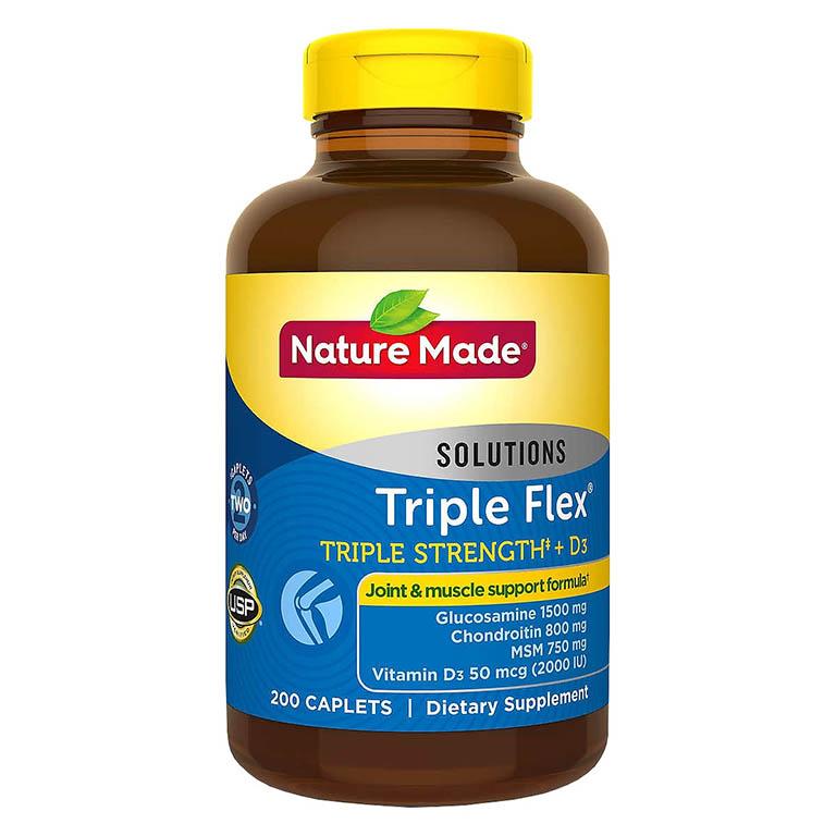 thuốc trị đau lưng của Mỹ Triple FLEX