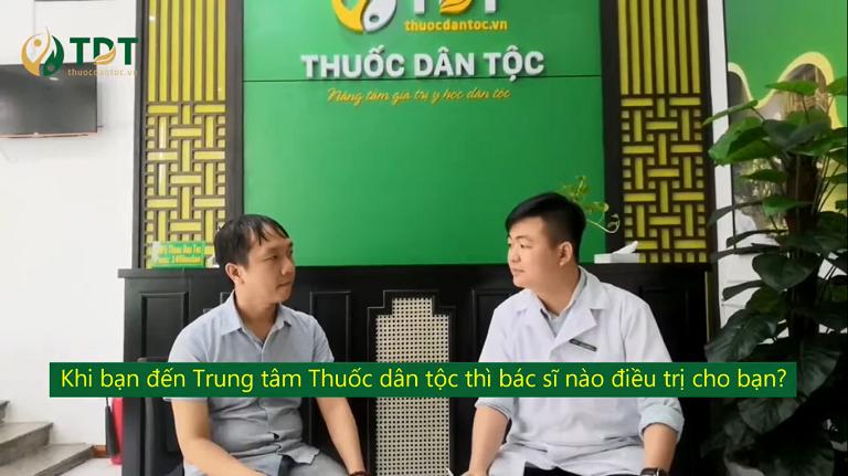 Bệnh nhân Huỳnh Duy Khải chia sẻ bệnh tình
