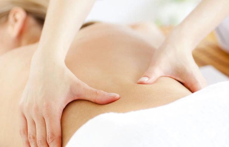 khắc phục chứng đau lưng về đêm