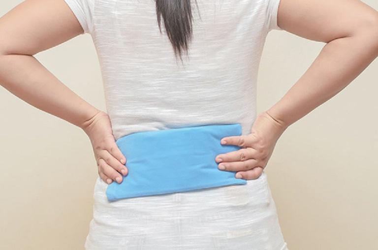chữa đau lưng về đêm