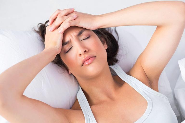 nguyên nhân gây đau lưng sau khi hút thai