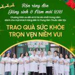 Trung tâm Thuốc dân tộc dành tặng quý khách hàng chương trình ưu đãi Noel & Năm mới 2021