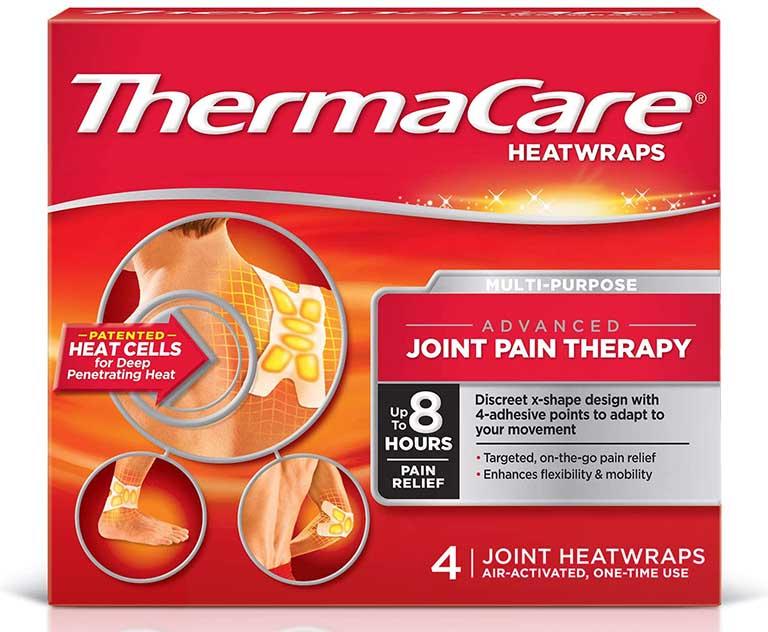 Miếng dán trị đau lưng ThermaCare