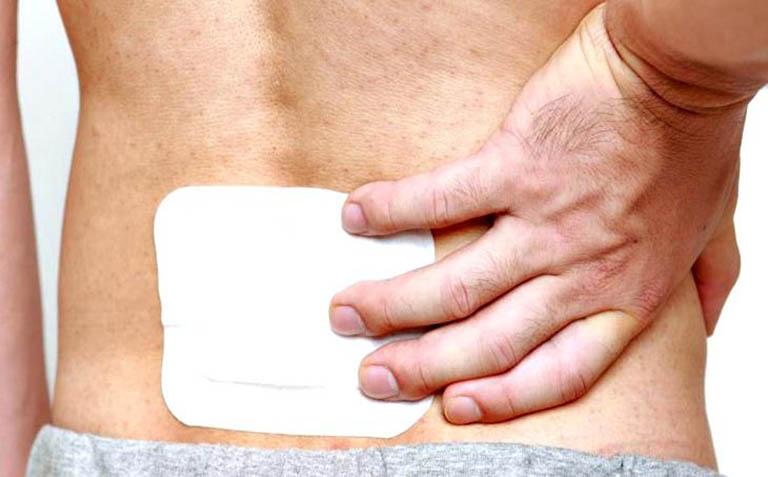 miếng dán giảm đau lưng tốt nhất