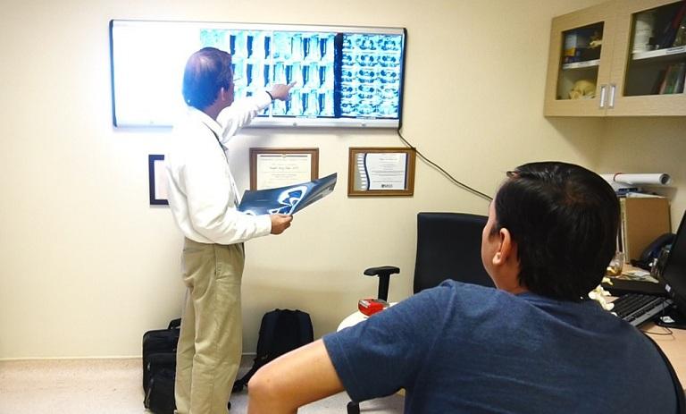 chẩn đoán xây dựng phác đồ điều trị thoát vị đĩa đệm