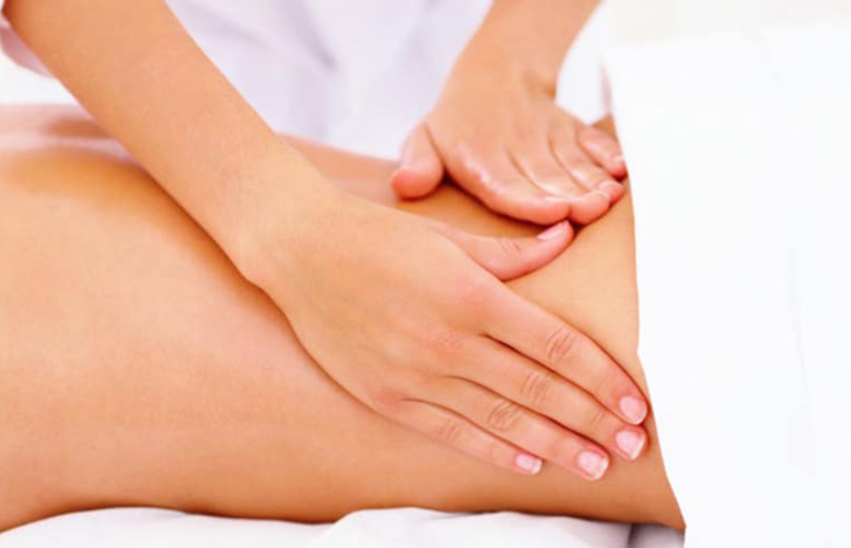 cách làm giảm đau lưng khi tập bụng