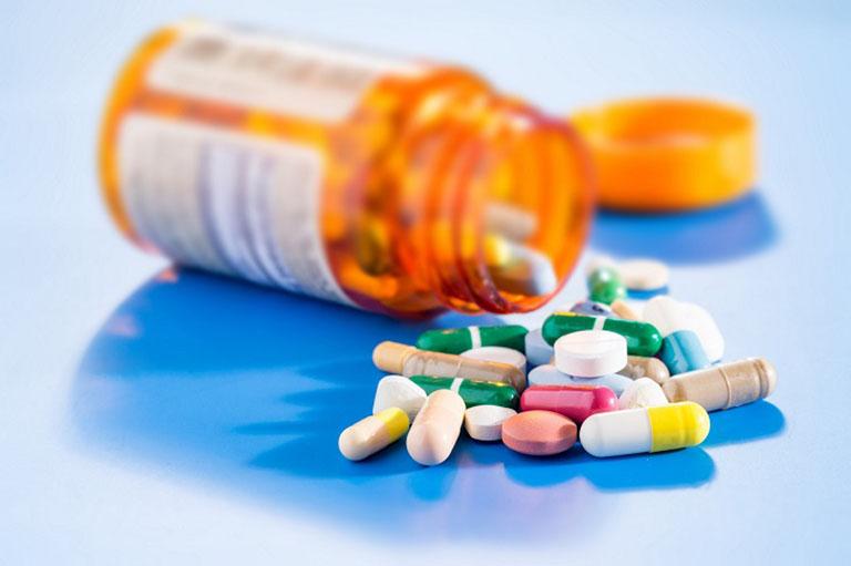 thuốc điều trị viêm tuyến nước bọt