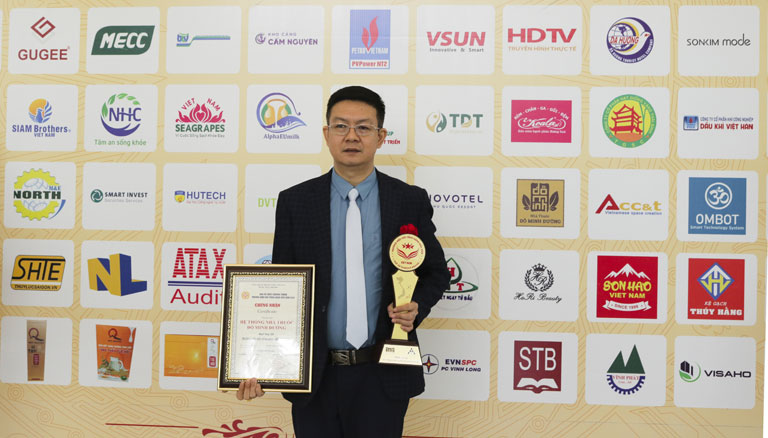 Nhà thuốc Nam Đỗ Minh Đường lọt Top 20 thương hiệu nổi tiếng Việt Nam năm 2020