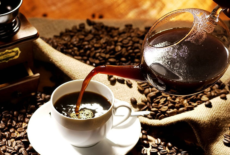 cà phê có hại thận không