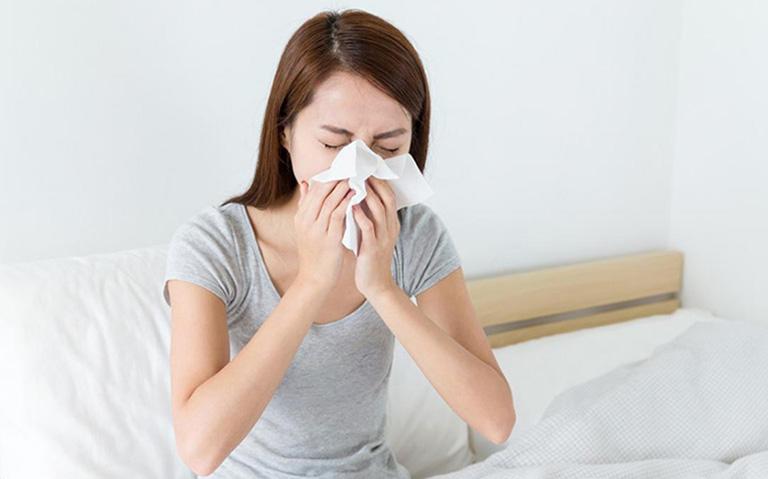 dùng máy trị viêm mũi dị ứng có hiệu quả không