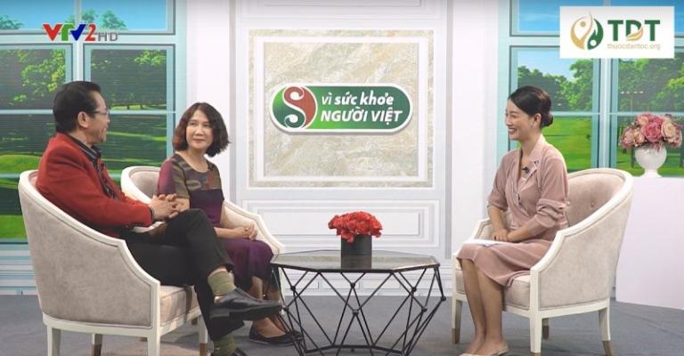 """Sơ can Bình vị tán được giới thiệu trên chương trình """"Vì sức khỏe người Việt"""" trên VTV2"""