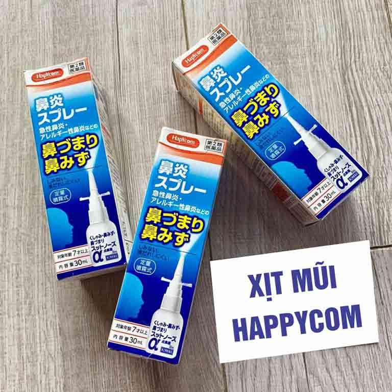Thuốc trị viêm mũi dị ứng của Nhật Bản