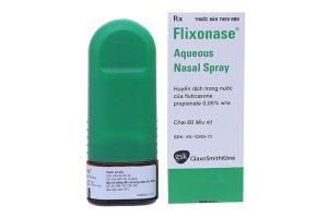 Thuốc xịt mũi Flixonase