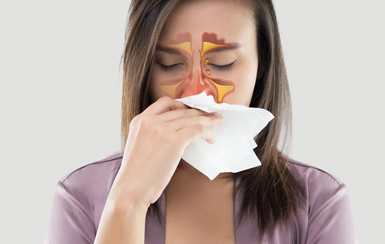 tác dụng của thuốc xịt mũi Otrivin 0.1%