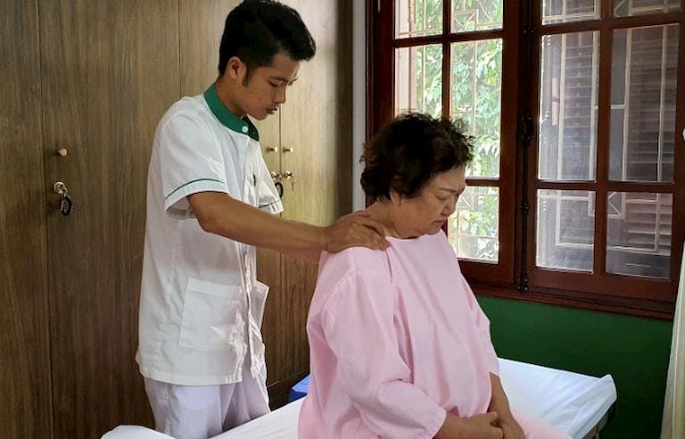 Đông phương Y pháp trị liệu tại nhà