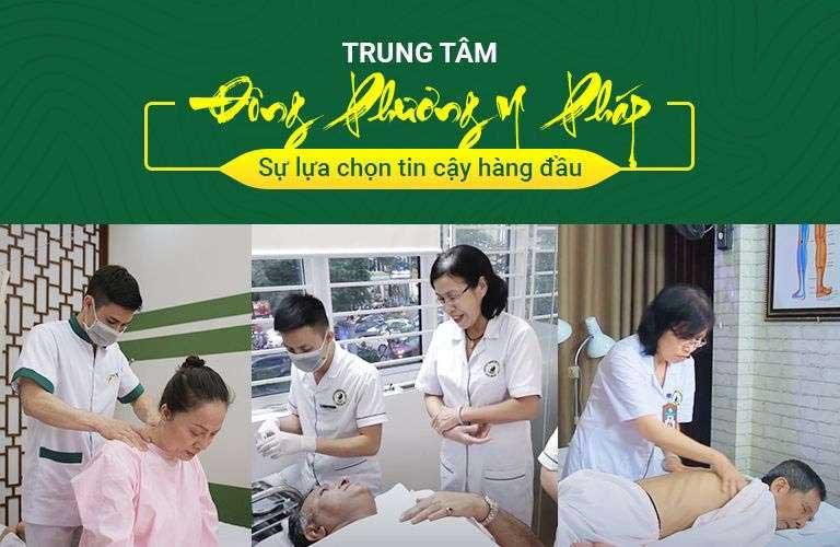 Trung tâm Đông phương Y pháp được nhiều người bệnh đánh giá cao