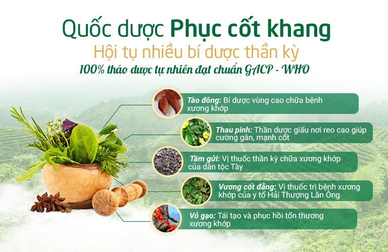 Đặc biệt nhiều bí dược lần đầu tiên được nghiên cứu và Ứng dụng tại Việt Nam