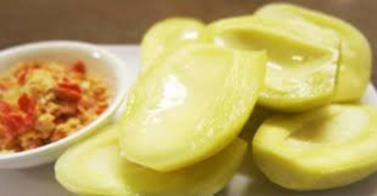 những thực phẩm tốt cho người bị đau dạ dày