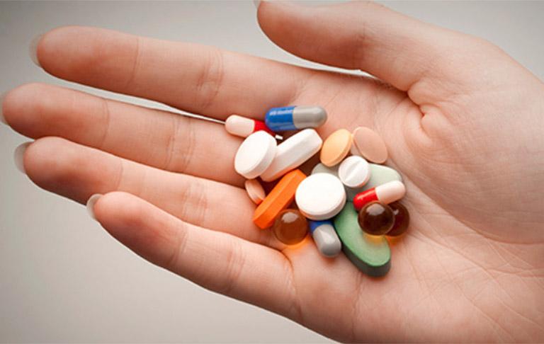 thuốc trị viêm dạ dày cấp