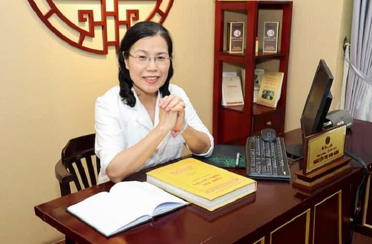 Tiến sĩ - Bác sĩ CKII Nguyễn Thị Vân Anh là người đặt nền móng cho Nhất Nam Y Viện
