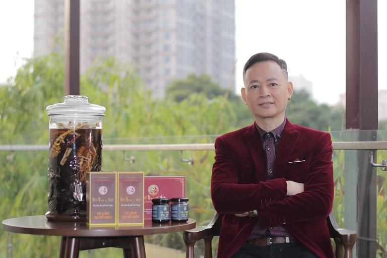 Nghệ sĩ Tùng Dương vô cùng hài lòng với kết quả điều trị bài thuốc Uy Long Đại Bổ