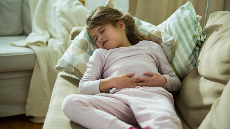 Bệnh Crohn ở trẻ em