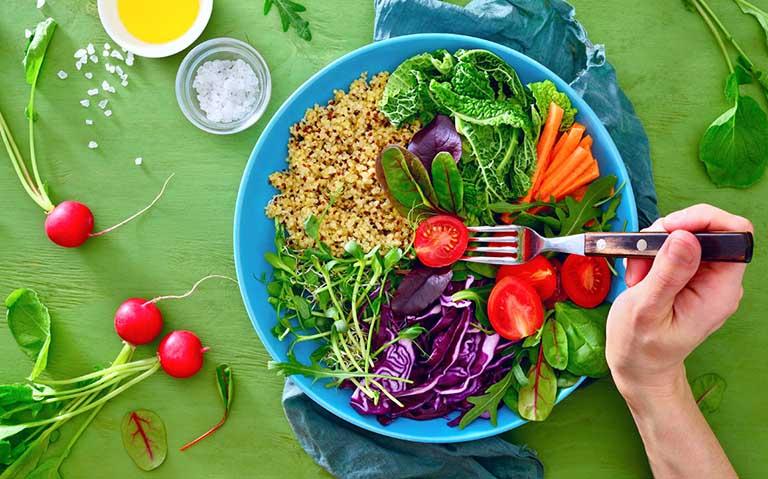 cách trị thận ứ nước tại nhà bằng ăn uống