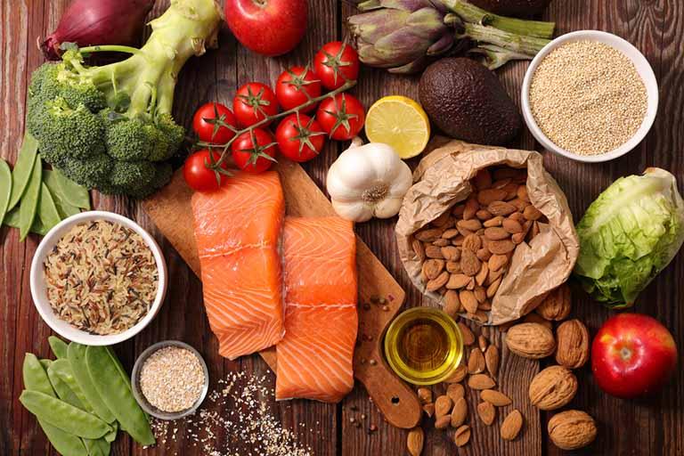 Xây dựng chế độ ăn uống khoa học cho người men gan cao
