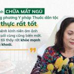 NS Hương Dung hài lòng về hiệu quả điều trị tại Trung tâm