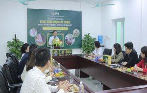 Trung tâm Thuốc dân tộc tổ chức lễ ra mắt bài thuốc Quốc dược Phục cốt khang