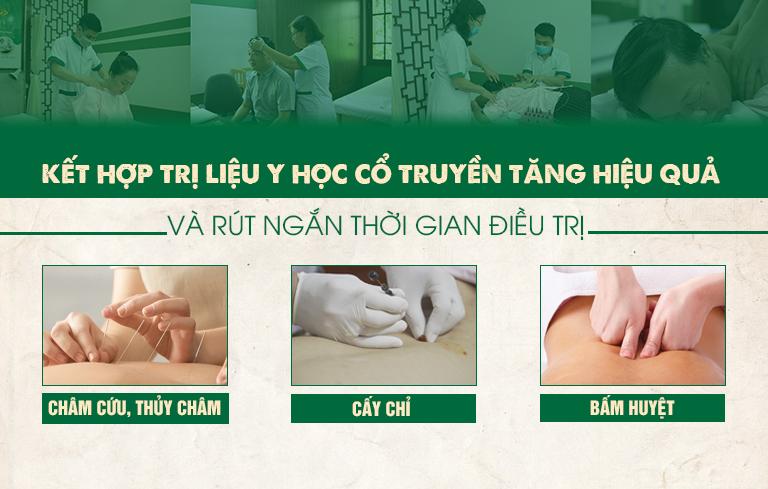 Trung tâm Thuốc dân tộc là đơn vị khám chữa bệnh bằng YHCT hàng đầu hiện nay