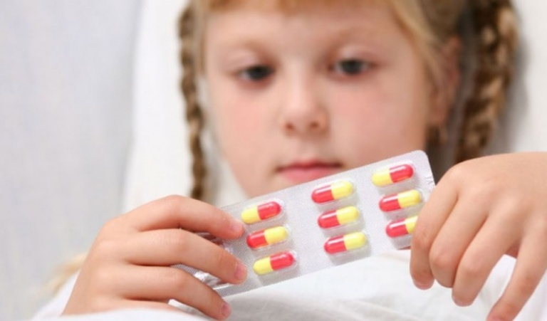 phác đồ điều trị viêm dạ dày ở trẻ em