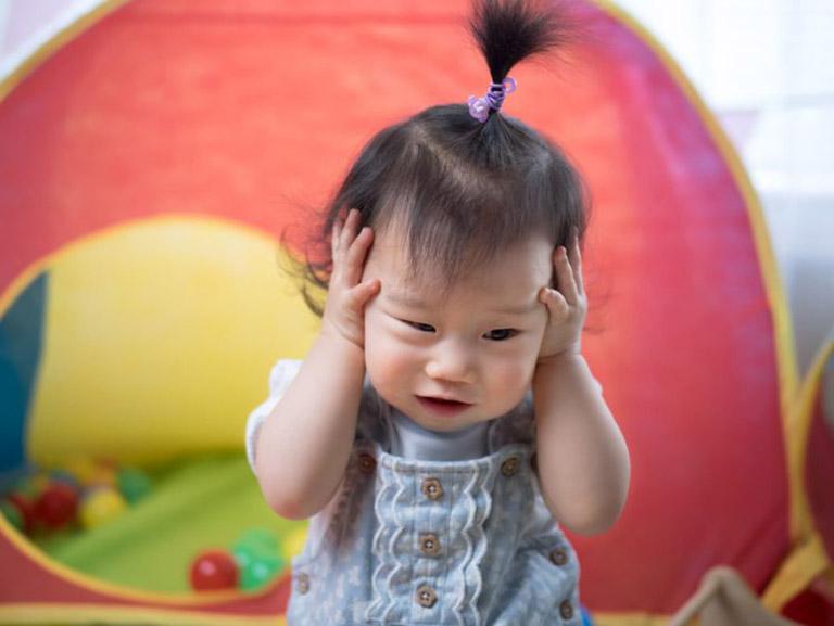 Viêm tai giữa mạn tính ở trẻ em