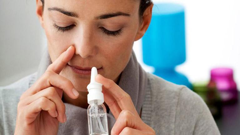 Xì mũi bị ù tai
