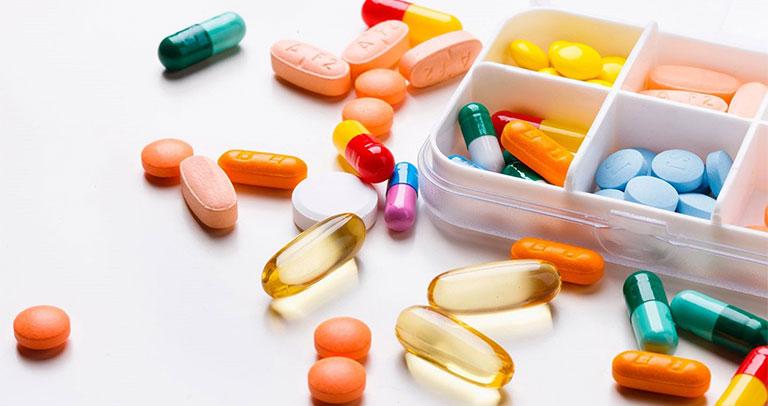 thuốc điều trị viêm bàng quang mãn tính