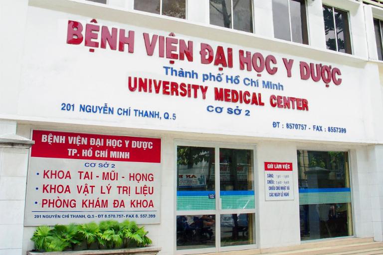 Bệnh viện khám viêm bàng quang ở TP HCM tốt