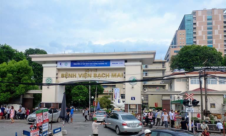 Bệnh viện khám viêm bàng quang ở Hà Nội