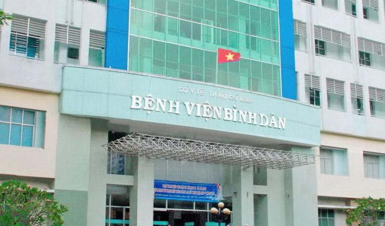 Bệnh viện khám viêm bàng quang ở TP HCM