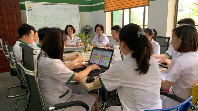 Hội đồng chuyên môn Trung tâm Thuốc dân tộc họp thường niên mỗi quý một lần