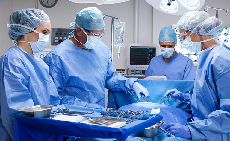 cách chữa thận ứ nước độ 4 bằng phẫu thuật