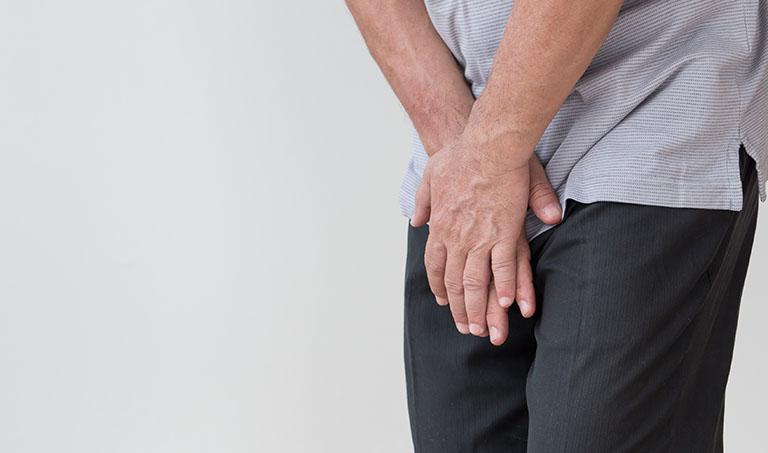 Cách chữa viêm bàng quang cấp ở nam giới