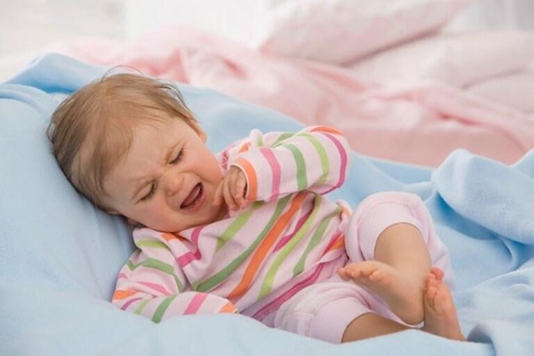 Nguyên nhan gây viêm bàng quang ở trẻ em